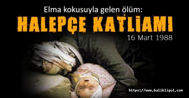 Vicdanlara Vurulmuş Kelepçe! Halepçe Katliamının 32 Yılı..