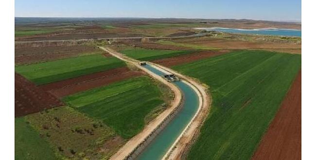 Çiftçilerin dikkatine! İşte su bırakılacak tarih