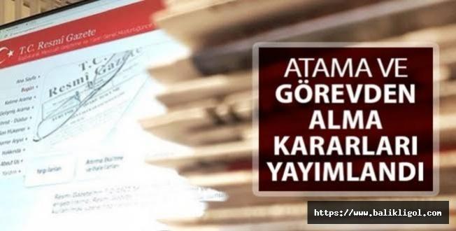 Cumhurbaşkanı Erdoğan'ın İmzasıyla Urfa'daki O Müdür Görevinden Alındı