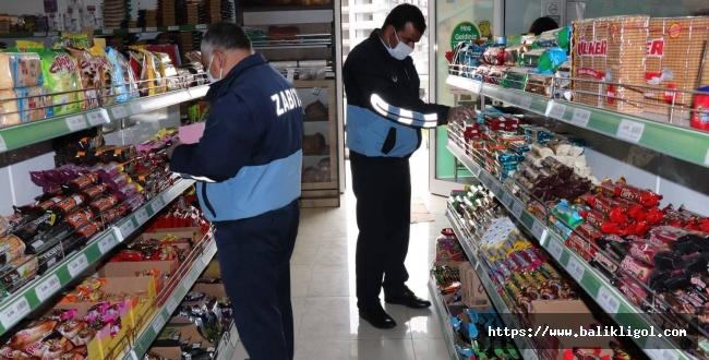 İlçede Gıda Satıcıları Denetlendi