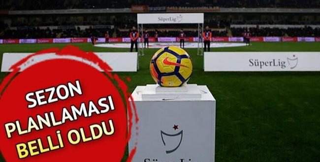 İşte Türkiye'de liglerin başlayacağı tarih