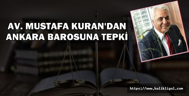 Tüm Hukukçular Birliği'nden Ankara Barosu'na kınama