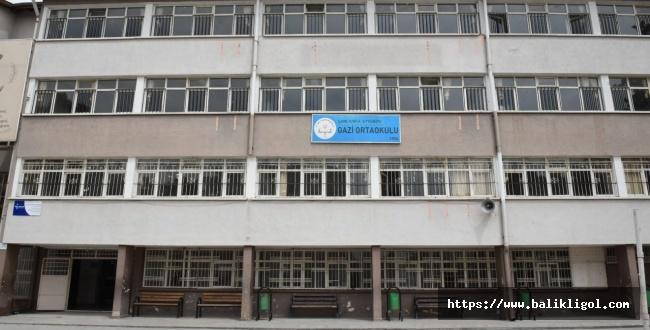 Urfa'da 1 Bir Okulda Daha PTT Vezneleri Kuruluyor