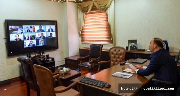 Urfa'nın Altyapı Sorunları Bakan'a iletildi