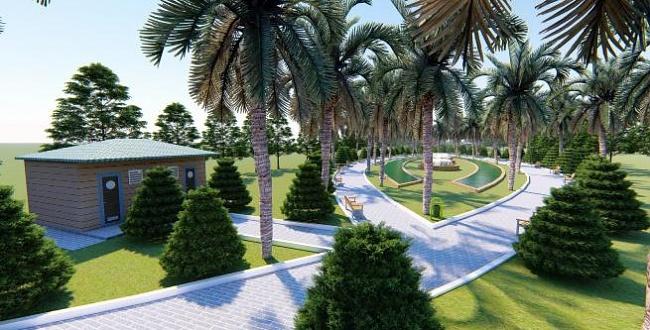 Şanlıurfa'da hobi bahçeleri kuruluyor