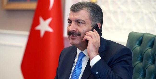 ABD Sağlık Bakanından Türkiye'ye tıbbi malzeme yardımı teşekkürü