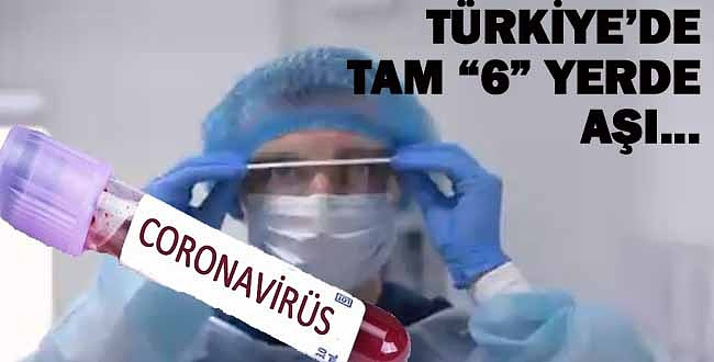 Bakan Koca: 6 merkezde aşı geliştiriyoruz