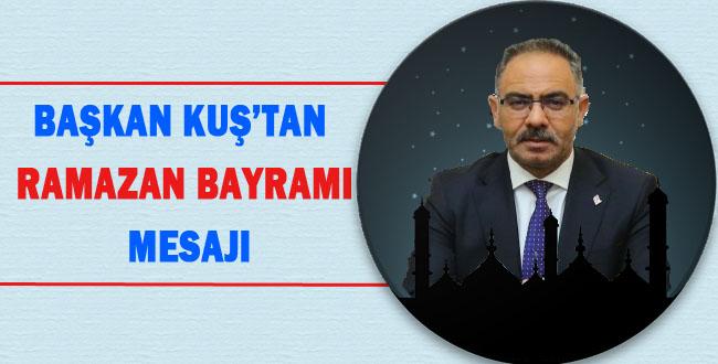 Başkan Mehmet Kuş: İnşallah hep birlikte bu zor günleri