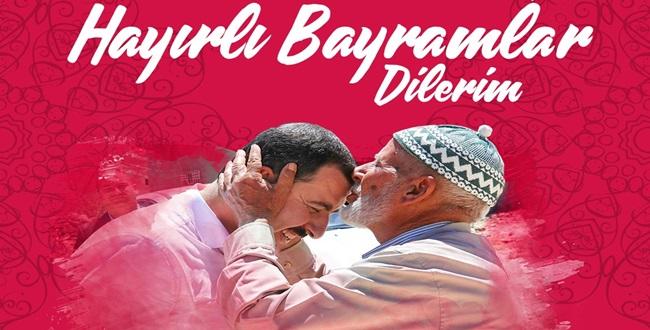 Başkan Metin Baydilli'den Ramazan Bayramı Mesajı