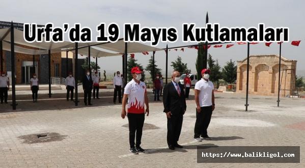 Bu Yıl İlk Yaşandı! Urfa'da 19 Mayıs Kutlamaları