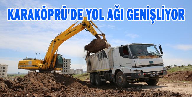 Doğukent ve Seyrantepe'de Yeni Yollar Açılıyor