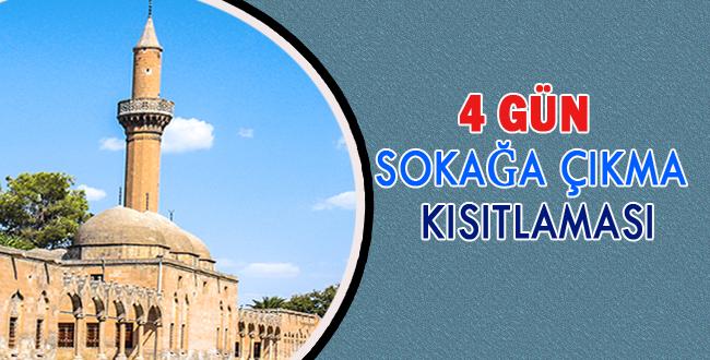Erdoğan Açıkladı: 4 Gün Sokağa Çıkma Yasağı Uygulanacak