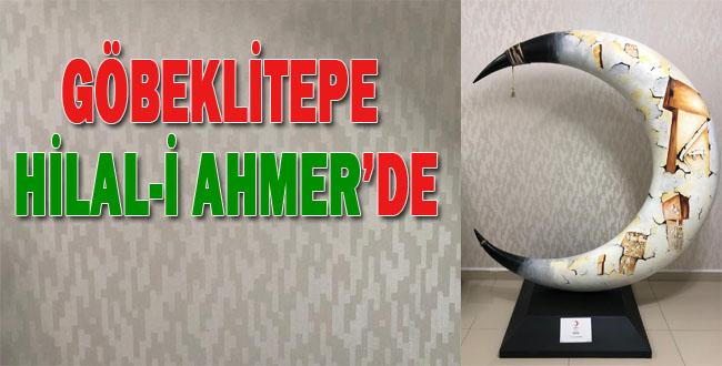 Hilal-i Ahmer'e Göbeklitepe'yi İşledi