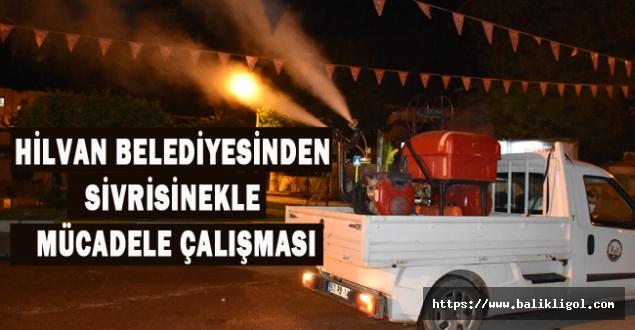 MHP Eski Milletvekili Hilvan Belediyesine Teşekkür Etti
