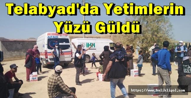Nerede Bir Yetim Varsa Türkiye Orada!..