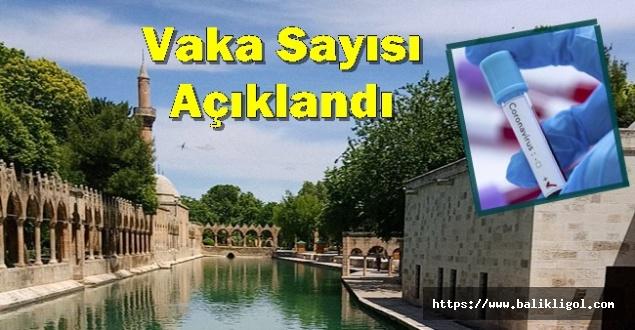 Son Dakika! Urfa'da 26 Mayıs İtibariyle Vaka Sayısı Açıklandı