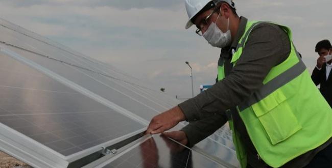 ŞUSKİ, Kendi Enerjisini Üretecek, yılda tam 48 milyon TL