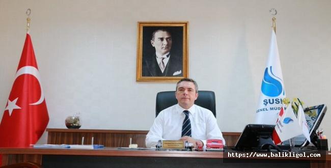ŞUSKİ Genel Müdürü Değişti