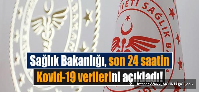Türkiye'de 25 Mayıs Koronavirüs Verileri Açıklandı