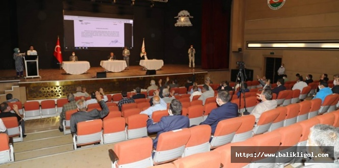 Urfa Belediye Meclisi 3 Aradan Sonra Toplandı