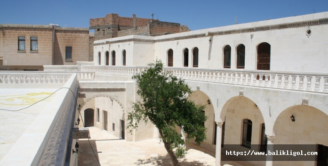 Urfa'daki Narlı Evi Kiraya Verildi