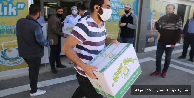 Urfa'da Çölyak Hastalarına Gıda Desteği