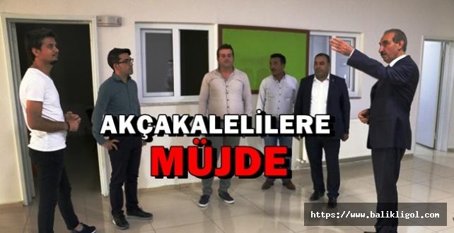 Akçakale'ye Sosyal Hizmetler Müdürlüğü Kuruldu