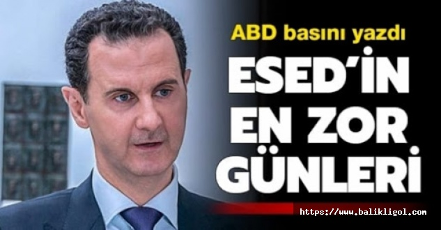 Beşar Esad'ın Zor Günler Bekliyor! Kuzeniyle Sorun Yaşıyor!