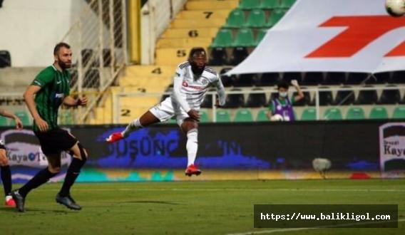 Beşiktaşlı Kevin N'Koudou Maçtan Sonra attığı müthiş golü anlattı
