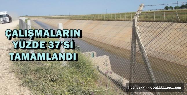 DSİ Şanlıurfa İçin Harekete Geçti! Tel Çilt Ve Uyarı Levhaları Yapılıyor