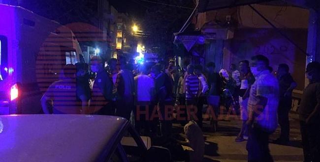 Haleplibahçe'de kavga: Çok sayıda yaralı var