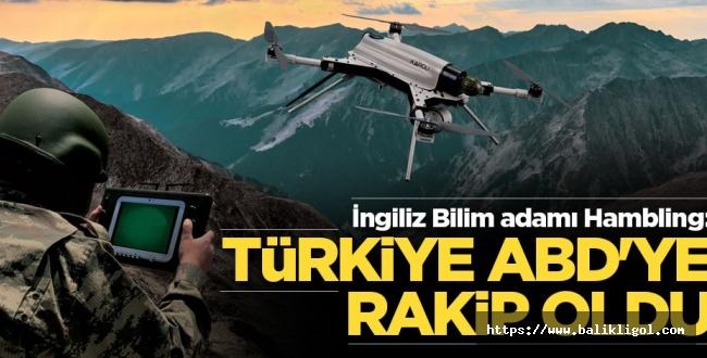 İngilizler: SİHA ve İHA'larla Türkiye ABD'ye Rakip Oldu