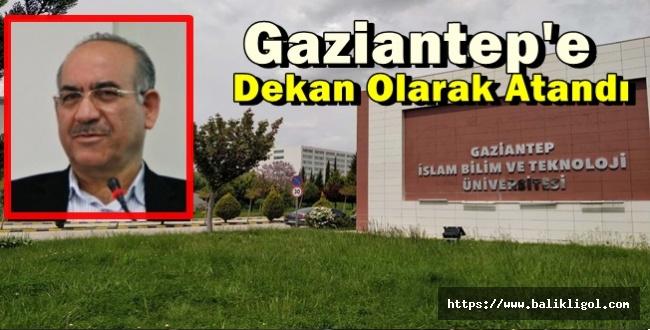 Musa K. Yılmaz Gaziantep'e Dekan Olarak Atandı