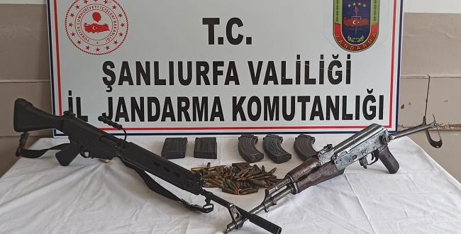 Silah Kaçakçılarına Operasyon: 1 Kişi Tutuklandı