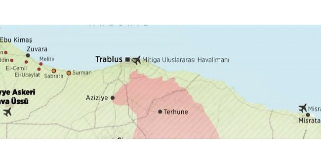 Türkiye Libya'da hem askeri hava üssü hemde deniz üssü açıyor