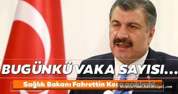 Türkiye Geneli 9 Haziran Koronavirüs Vaka Sayısı Açıklandı