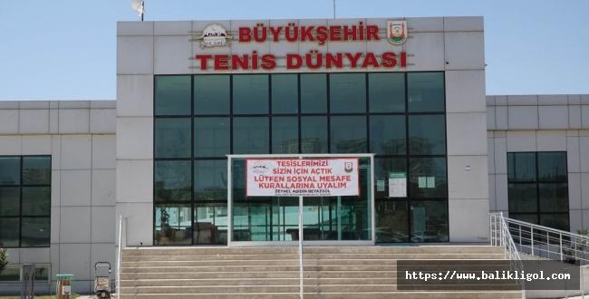 Şanlıurfa'da havuzlar ve spor tesisleri hizmete açıldı