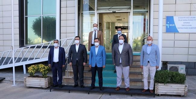 Zenbilci ve Yıldız'dan Viranşehir'e çıkartma