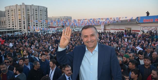 AK Parti Eyyübiye İlçe Başkanı'nın koronavirüs testi pozitif çıktı