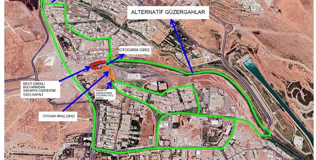Büyükşehir Belediyesi duyurdu; O yollar kapanıyor
