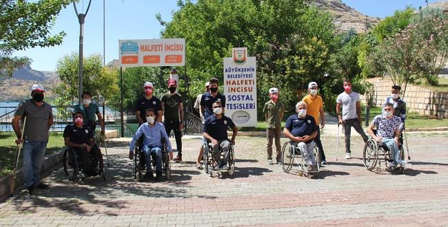 Engelliler Sporcular ve Yaşlılar İçin Halfeti Turu