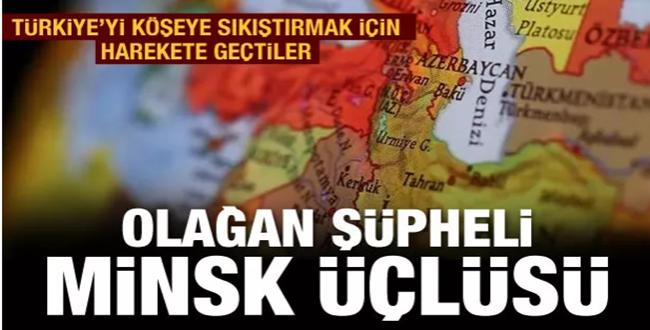 Ermenilerin Yanında Ayağımıza Dolanan 3 Ülke: ABD, Rusya, Fransa...