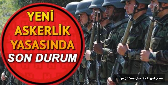 Resmi Gazete'de Yayınlandı! Dövizle Askerlik Yönetmeliğin Yürürlükten Kaldırıldı