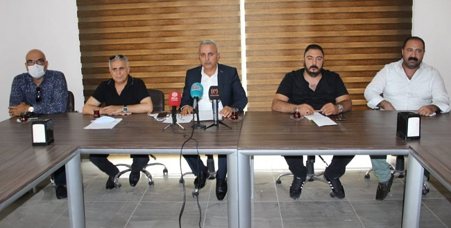 Şanlıurfaspor Başkanı Açıkladı: Görevi Devredebiliriz!