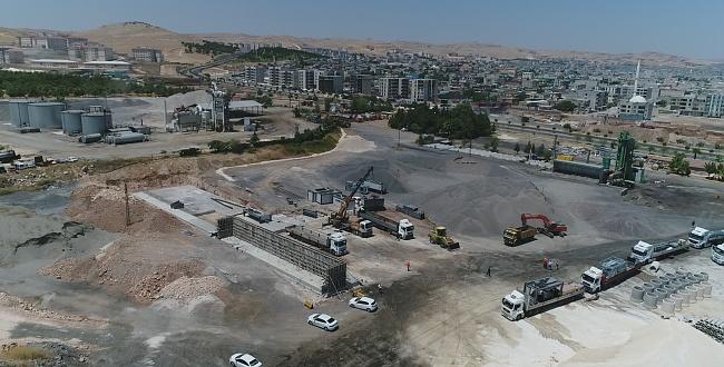 Urfa'da Asfalt Üretimi 2 katına çıkarılıyor