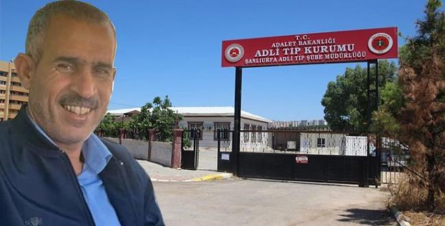 Viranşehir'de müşteri almaya giden taksicinin cesedi bulundu