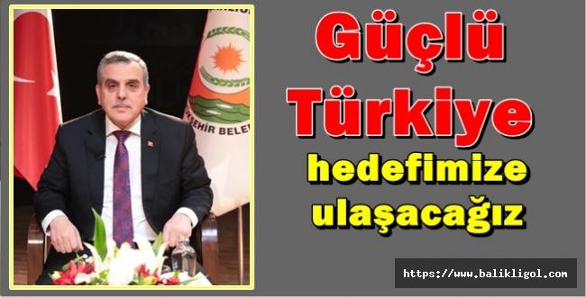 AK Parti 19 Yaşında! Başkan Beyazgül'den Mesaj Var…