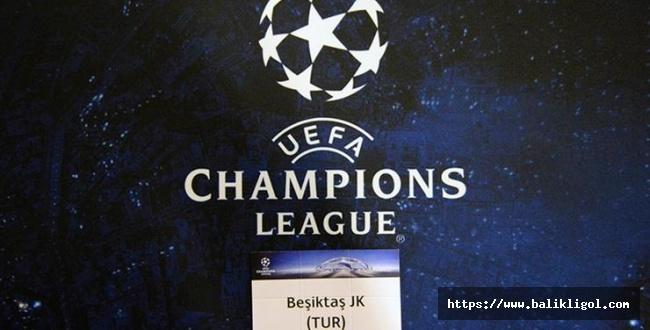Avrupa Şampiyonasında Beşiktaş'a Yunan Takımı Düştü