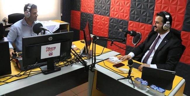 Başkan Bahattin Yıldız'dan Şanlıurfaspor açıklaması