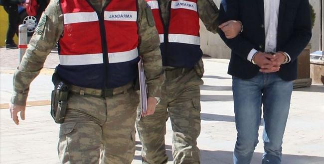 Demir profil ve sac çalan hırsızlar Urfa'da yakalandı